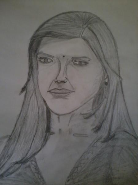 Deepika Padukone by AvinashJhaAnshu